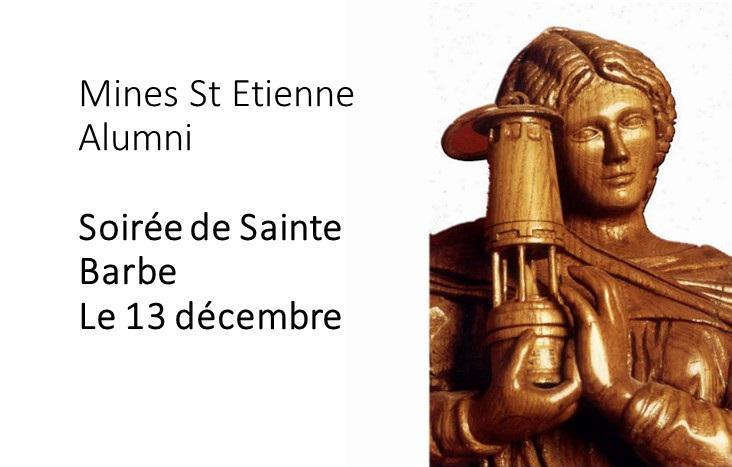 Soirée Sainte BArbe 13 décembre